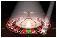 online casino games - roulette
