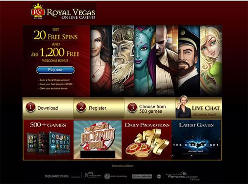 Royal Vegas Australia